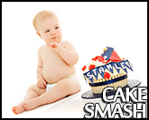 Cake Smash, Birthday Photoshoot