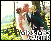 Mitton Hall - MR & MRS CARTER